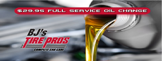 $29.95 Full Service Oil Change